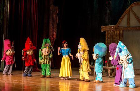 凯蒂卓玛儿童舞台剧