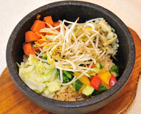 韩顺园石锅拌饭健康