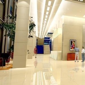 景安庄花园酒店大厅