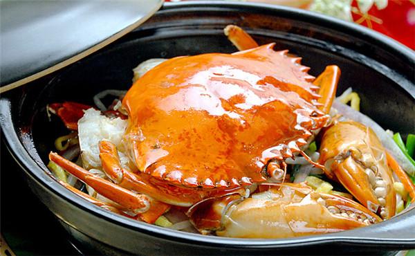 巴比酷肉蟹煲美味可口