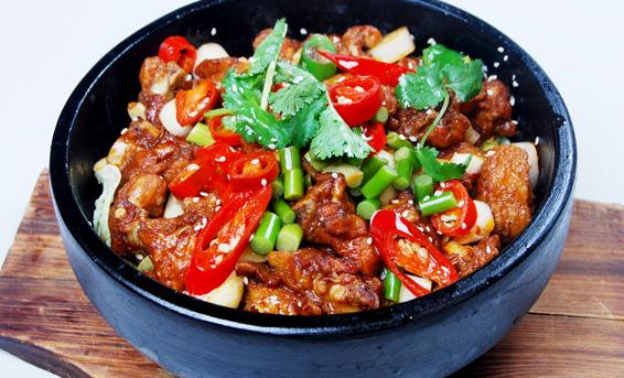 鳌江黄焖鸡米饭加盟