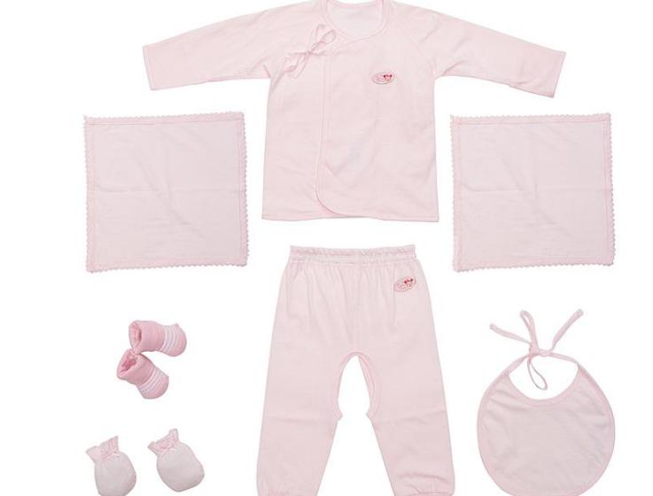新贝母婴用衣服品