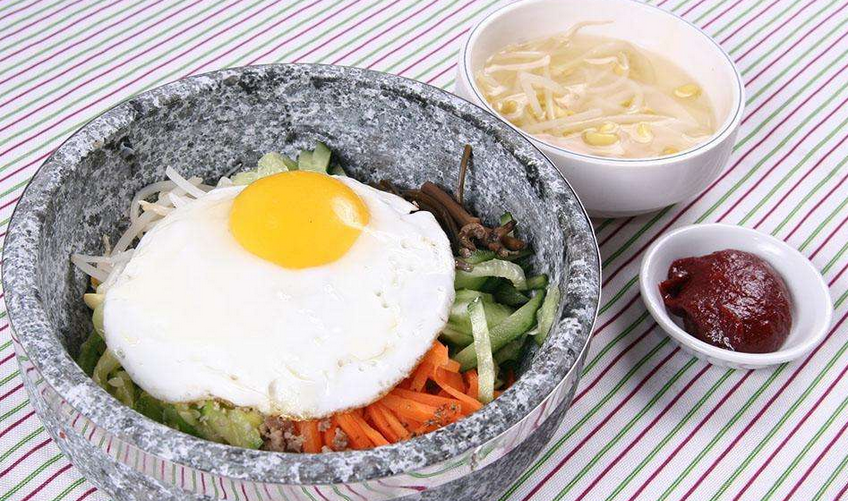 韩尚道石锅拌饭韩式美食