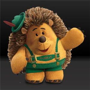 澳乐玩具小熊