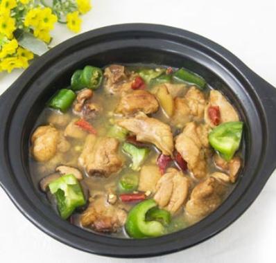 福之福特色黄焖鸡米饭