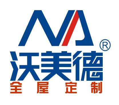 沃美德全屋定制logo