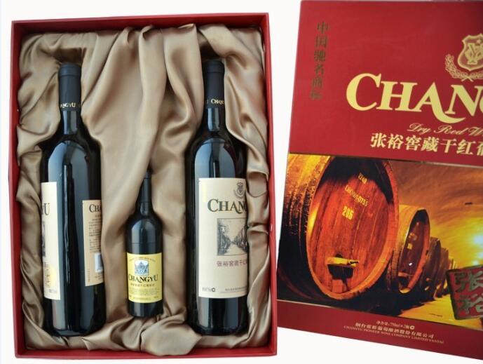 张裕窖藏干红葡萄酒加盟