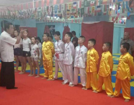 东方鹤武术健身课程