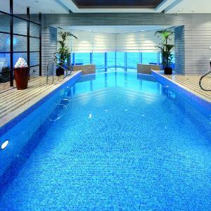 景安庄花园酒店泳池