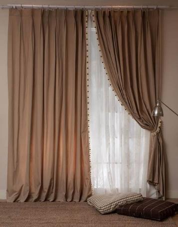 优纺客窗帘
