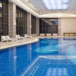 阿鲁帕酒店泳池