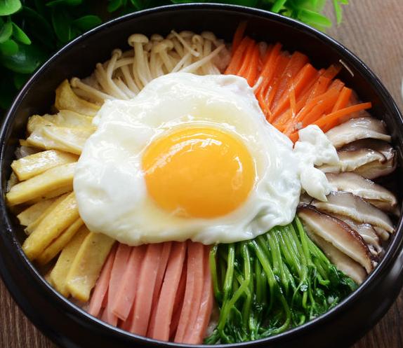 韩剧石锅拌饭