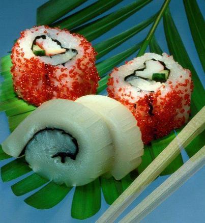 北欧港刺身寿司沙嗲寿司三明治