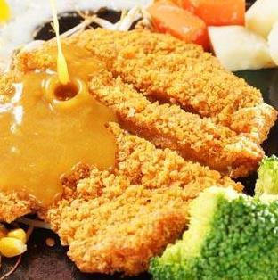 米小米鸡排美味
