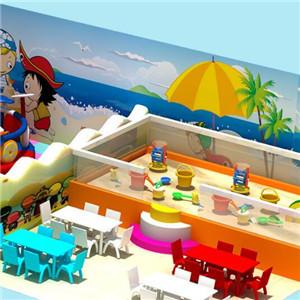 海洋之星儿童乐园海洋风格