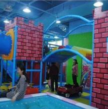 泡泡堂儿童乐园有趣