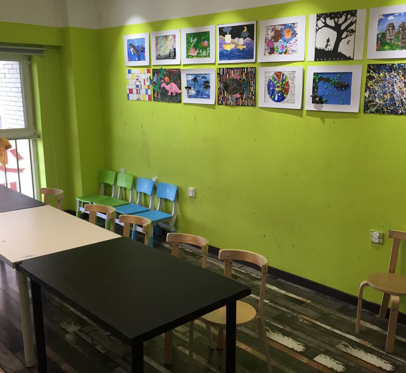 原心艺术工坊教室
