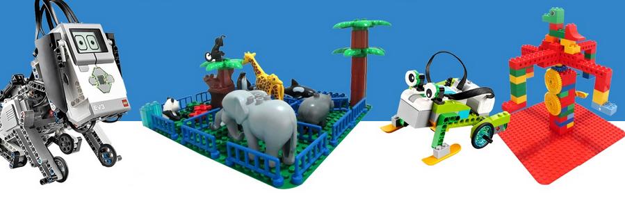 贝乐乐高机器人教育作品展示
