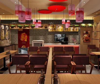 三郎米客米粉门店