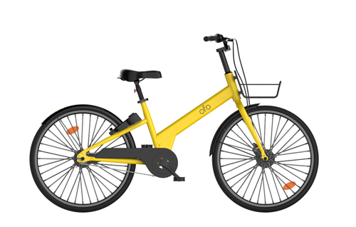 ofo共享单车加盟