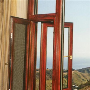 诺蒙门窗红木