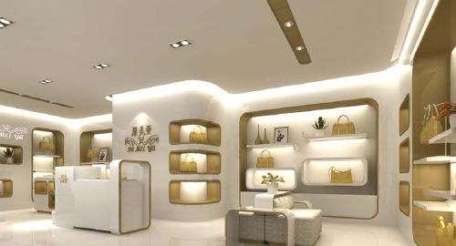 品牌鞋包店