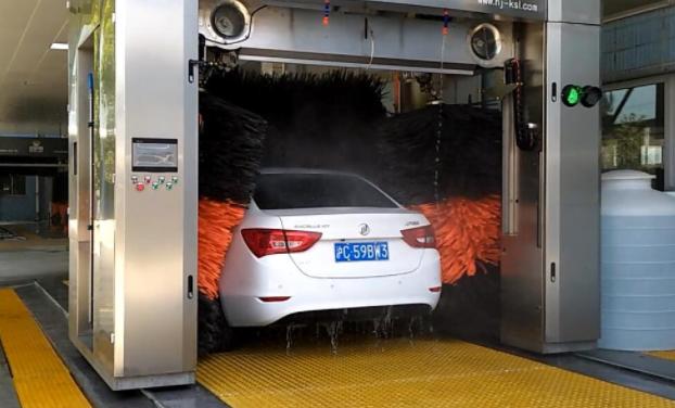 智能洗车设备