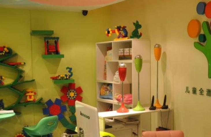比特易儿童创意思维教室