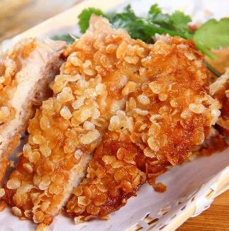 老北京包子鸡排美味