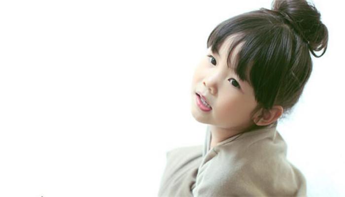 晨阳儿童摄影齐刘海