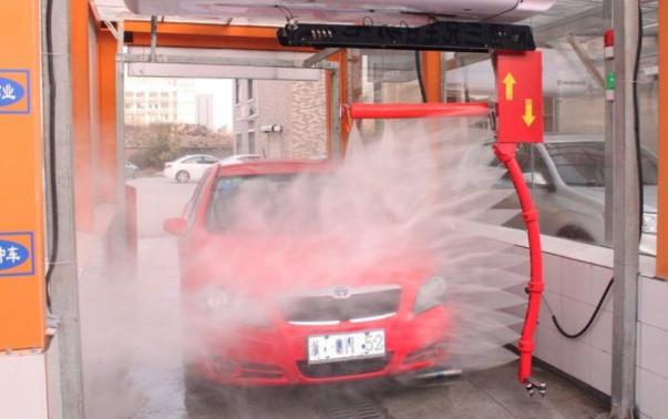 智能洗车设备加盟