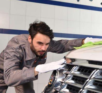 汽车服务汽车检查