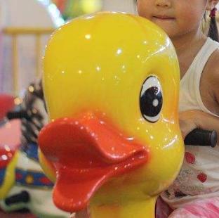 酷米乐儿童乐园小黄鸭