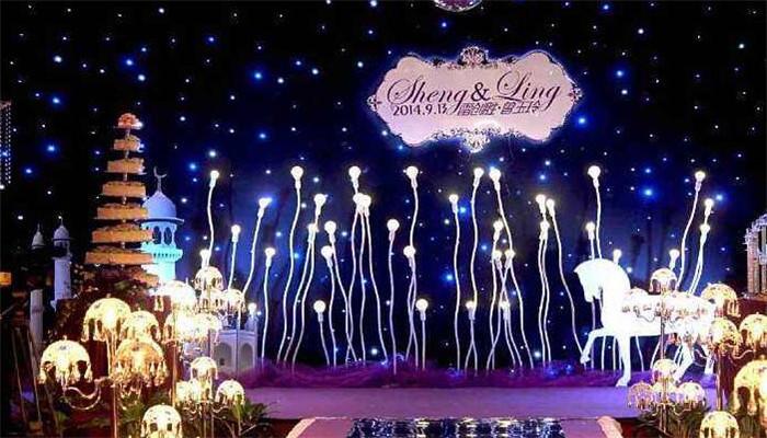 婚庆礼仪舞台