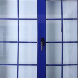 欧佩克门窗蓝色