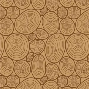 米黄色硅藻泥木桩