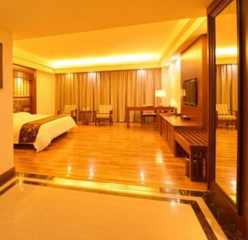 日照愛琴海度假酒店商務套房