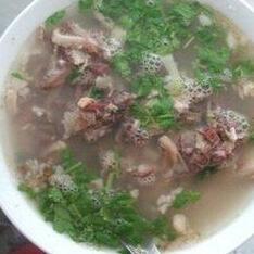 自立羊肉汤