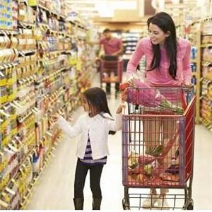 好士得超市内景