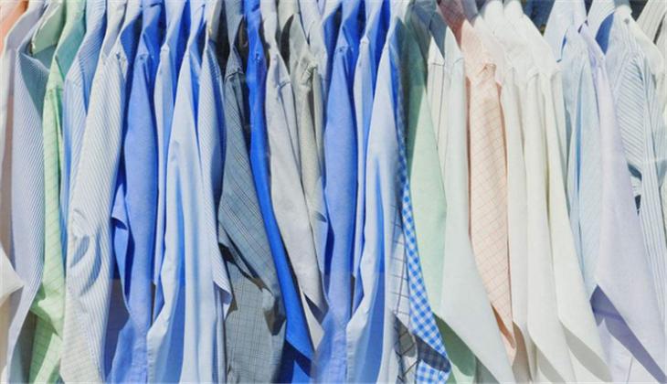 依麗潔干洗襯衫