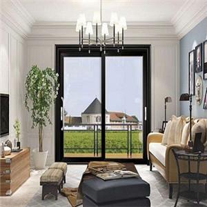 柯比特门窗一楼窗