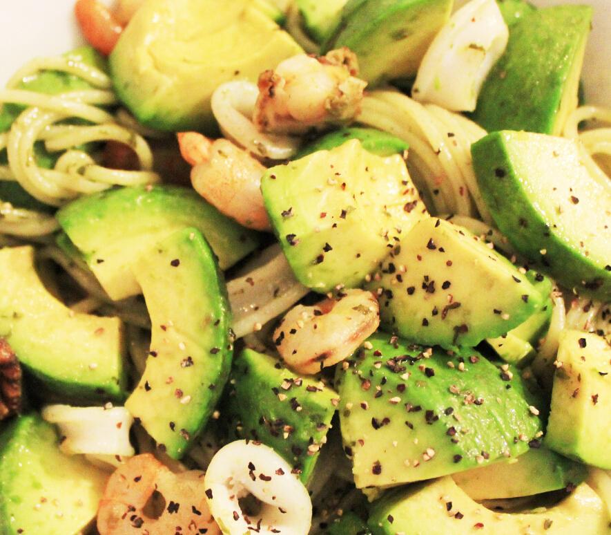 蔬方沙拉健康