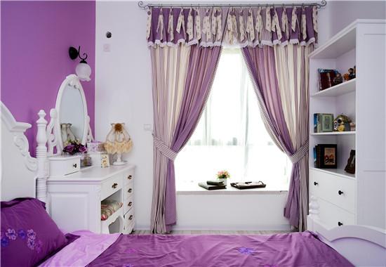 不同风格不同窗帘