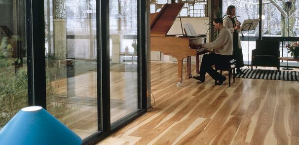 雅诗阁实木地板