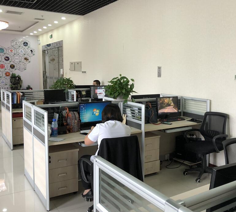 国信通微信小程序办公区