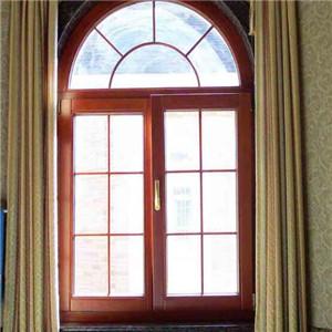 诺的门窗红木