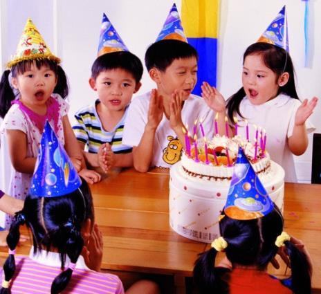 九天儿童派对聚会