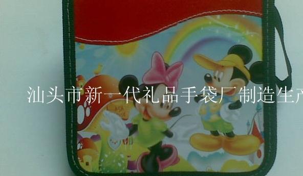 乐兔一族文具袋