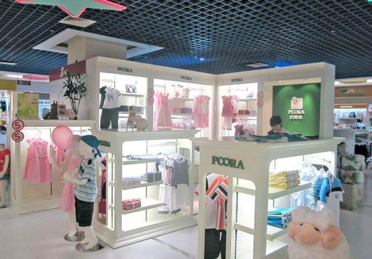 巴柯拉童装是消费者信得过的品牌