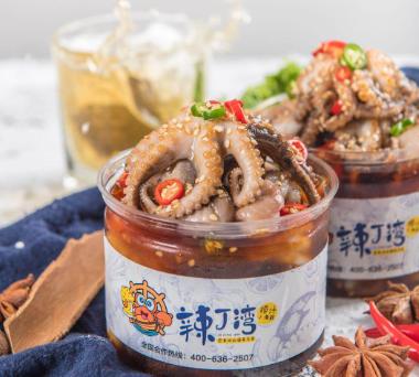 辣丁灣撈汁小海鮮美味